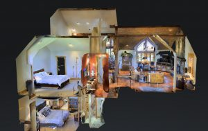 3D Virtual Home Tour 196 Coyote Circle Crested Butte