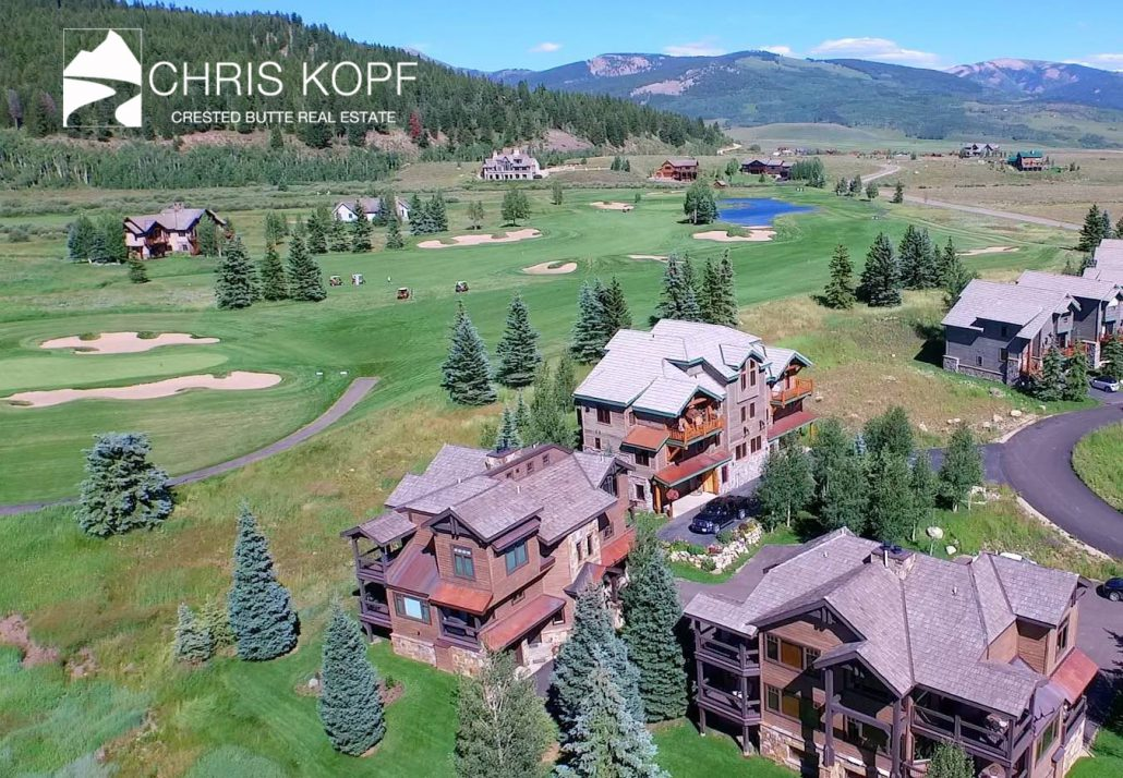 Sold: Crested Butte Home 3 Mountain Horizons Drive