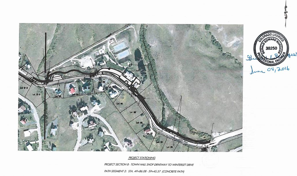 Mt. Crested Butte Rec Path Expansion
