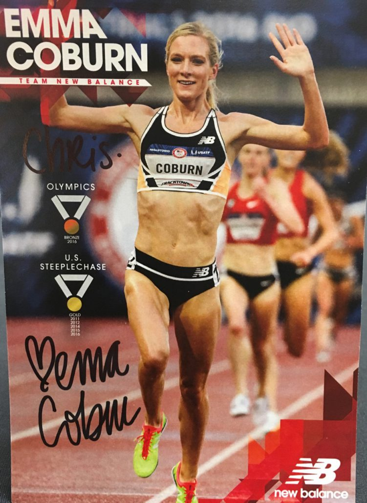 Crested Butte Olympian Emma Coburn