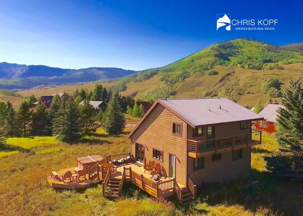 Home Sold 15 Cockleburr Circle Mt Crested Butte CO