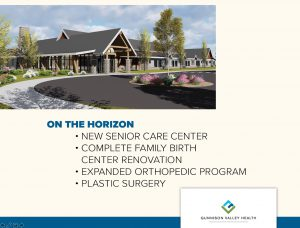 Hospital Services and Crested Butte Real Estate