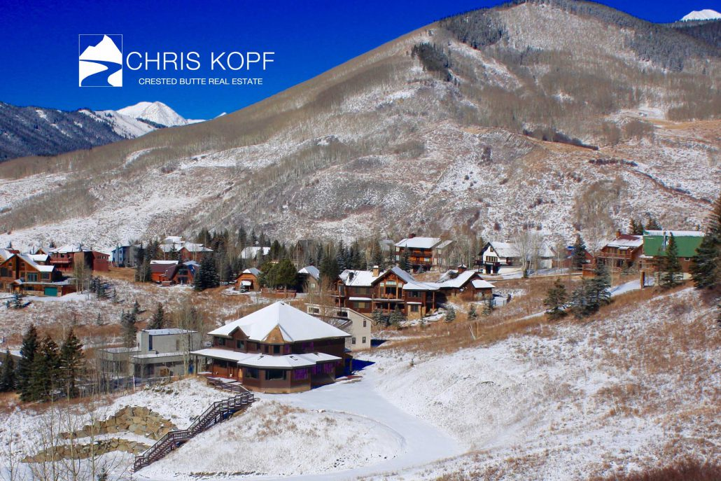 Mt. Crested Butte Home For Sale Whetstone Drive