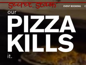 Video Interview Kyleena Falzone Secret Stash Pizzeria