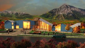 Crested Butte Center for The Arts New Building