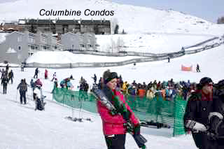 Mt Crested Butte Columbine Condo Sold