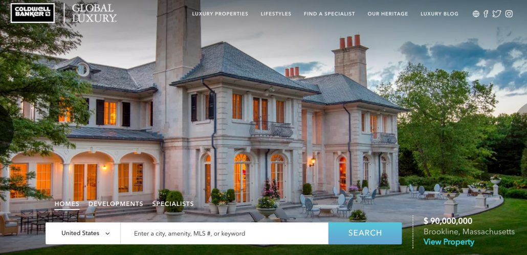 Coldwell Banker Launches and Unveils Global Luxury program