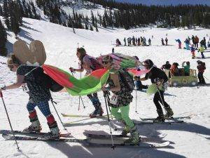 Crested Butte Al Johnson Ski Race