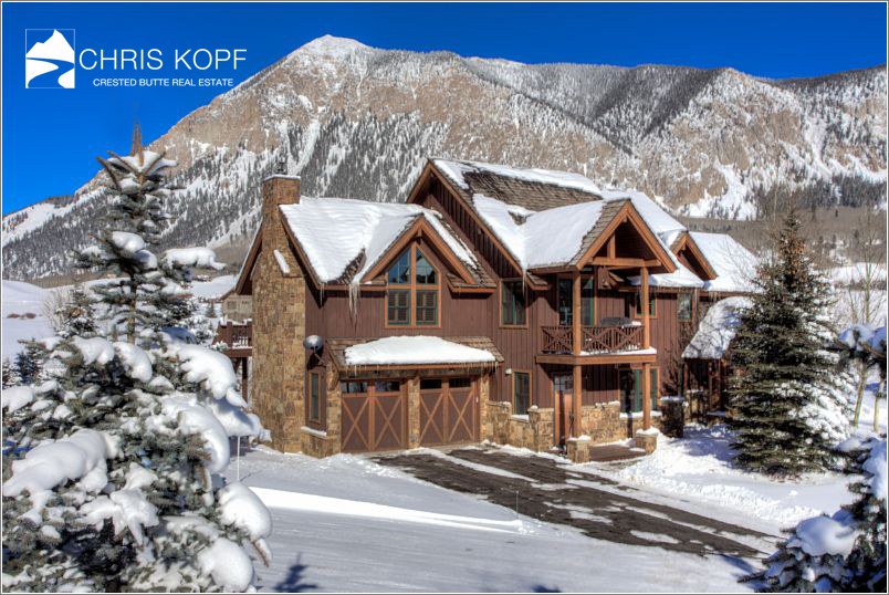 Crested Butte Home Sold Skyland 196 Coyote Circle