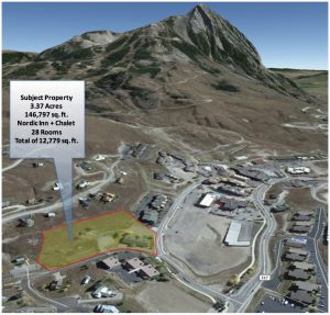 SOLD Crested Butte Nordic Inn Hotel and Land