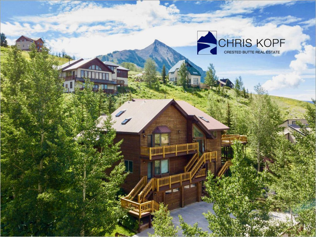 New Listing 30 Whetstone Road Mt. Crested Butte