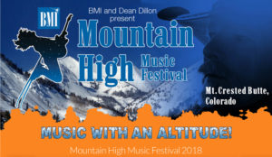 Mountain High Music Fest Crested Butte