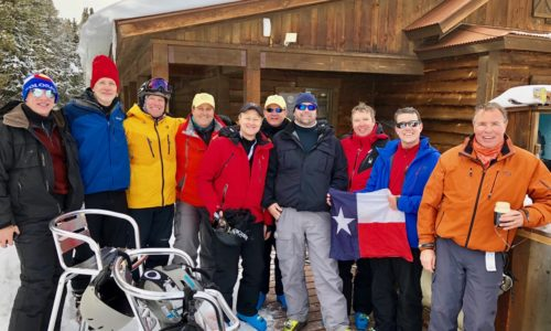 Crested Butte Boys Ski Trip