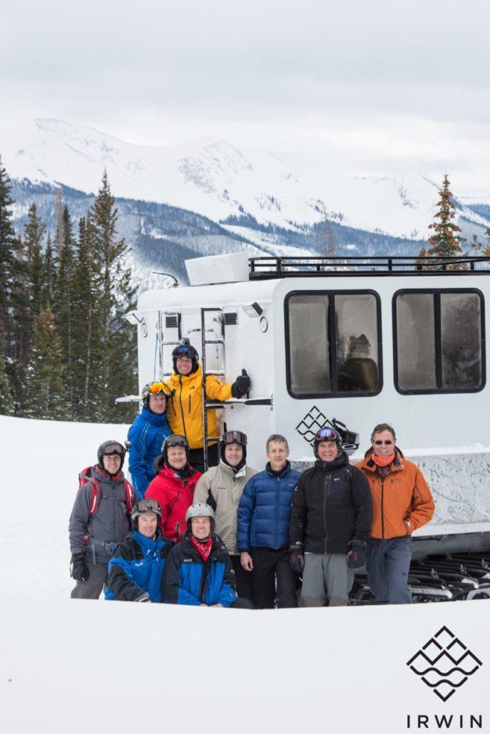 Crested Butte Boys Ski Trip