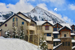 New Listing Crested Butte Ski-in Ski-out Home