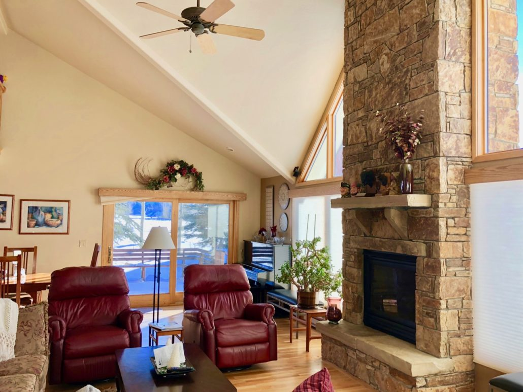 SOLD BEFORE IT HIT THE MARKET Crested Butte Home