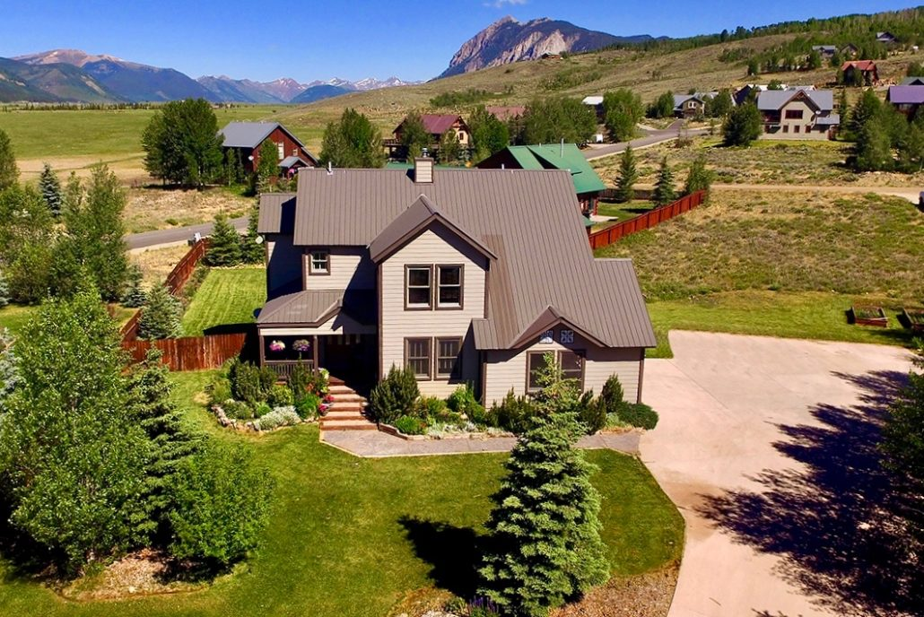 New Listing Crested Butte South Home