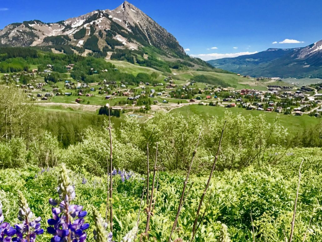 BUYING YOUR PIECE OF CRESTED BUTTE