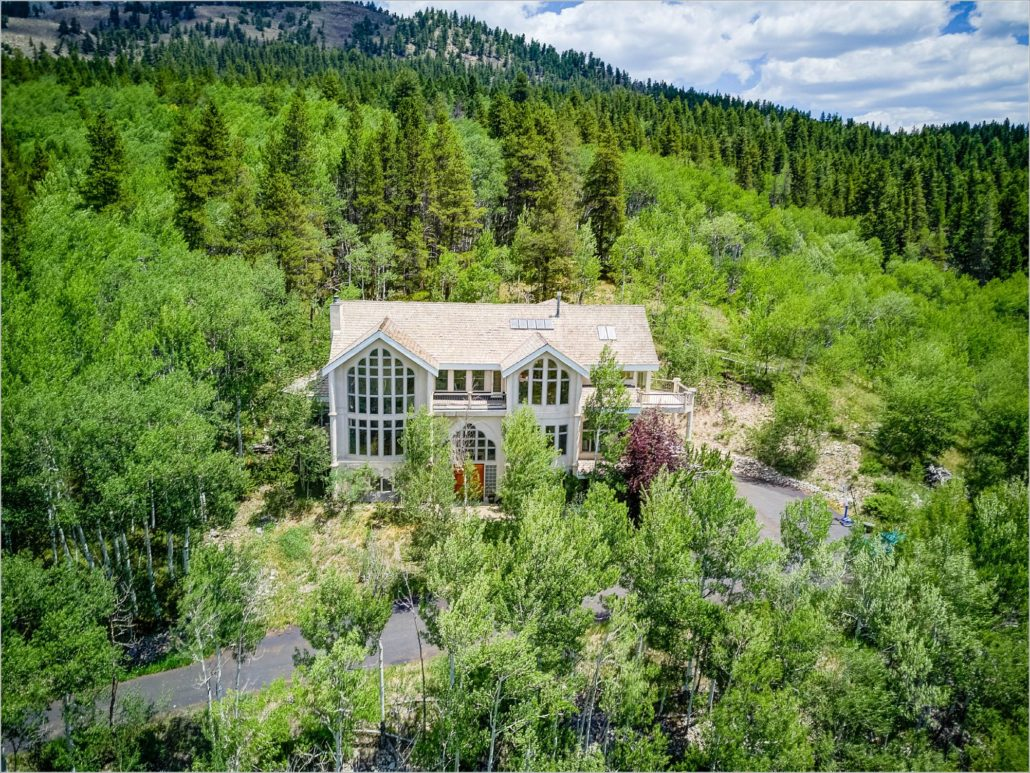 Video and 3D Virtual Tour 863 Ridge Road Crested Butte Home For Sale