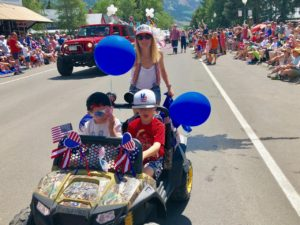 Crested Butte 4th of July is Special
