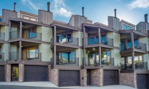 Just Sold Mt Crested Butte The Eagles Nest Unit 5 Townhome