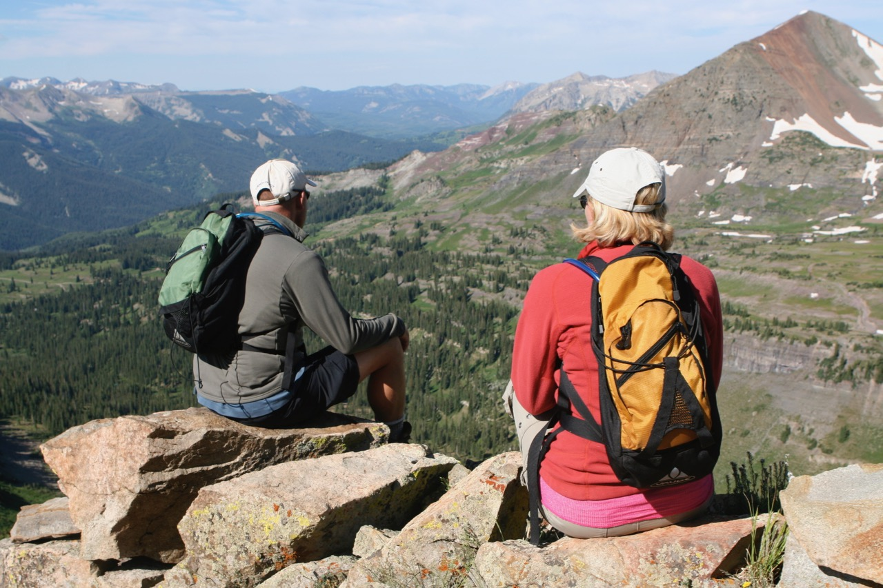 Best crested butte hiking trails