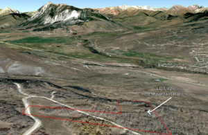 1742 Red Mountain Ranch Road Crested Butte Homesite For Sale