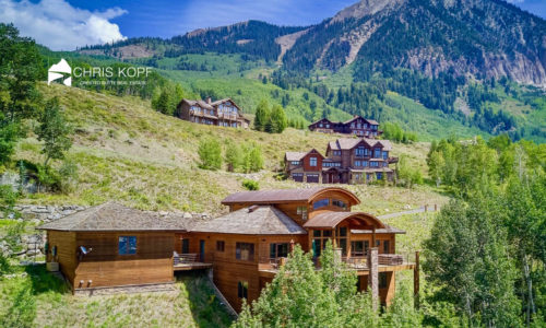 Price Reduction 4 Peakview Drive Mt Crested Butte Home
