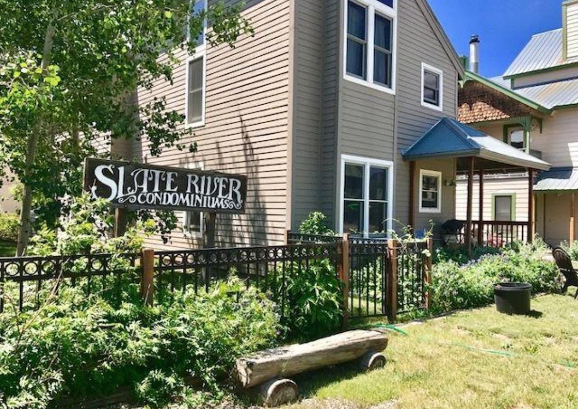 628 Teocalli Avenue Crested Butte Condo For Sale