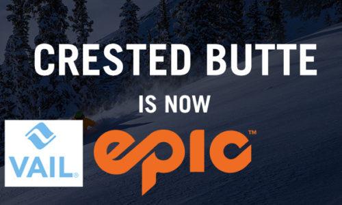 Vail Buys Crested Butte Ski Resort