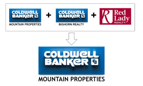 Coldwell Banker Bighorn Realty Red Lady Realty Merger