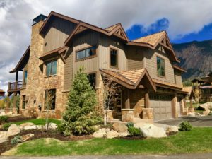 Fairway Park Townhomes Crested Butte For Sale