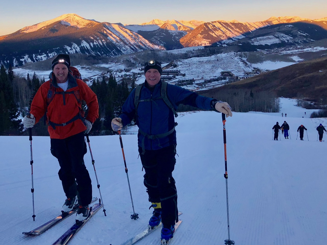 Crested Butte Uphill Skiing Access Rules Change