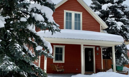 Downtown Crested Butte Home Just Sold 516 Sopris Avenue