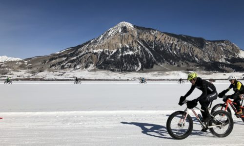 4th Annual Fat Bike Worlds in Crested Butte