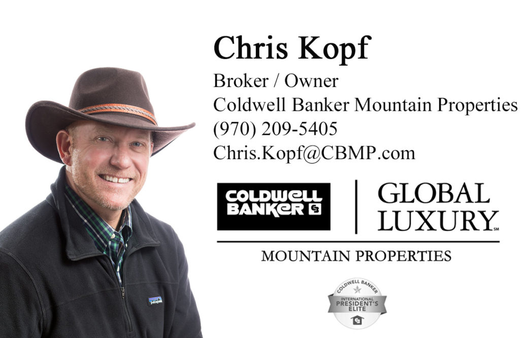 Top Crested Butte Real Estate Agent