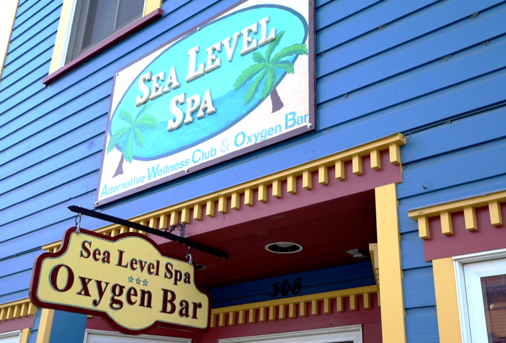 Crested Butte Oxygen Sea Level Spa