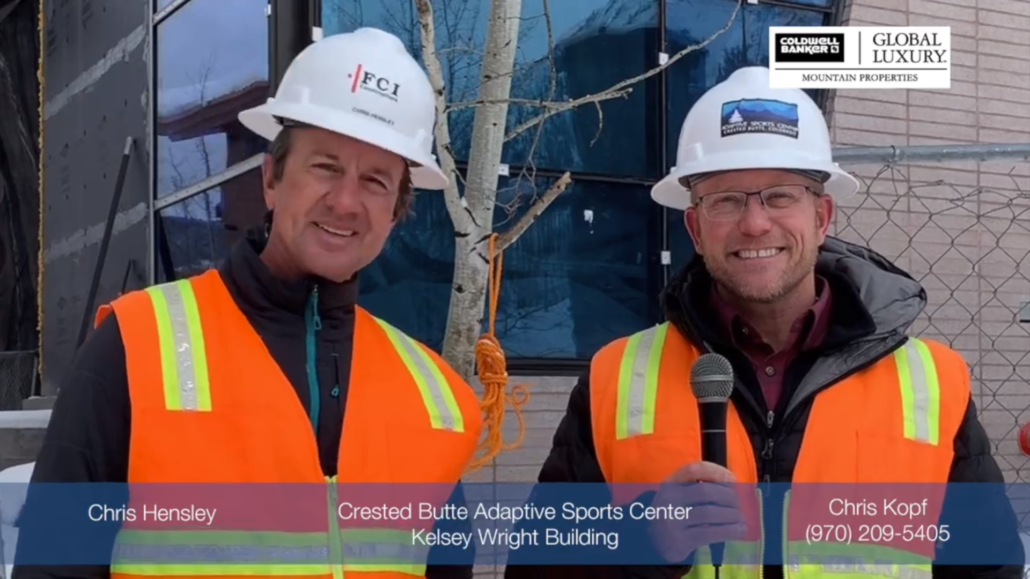 Adaptive Sports Center Crested Butte New Facility