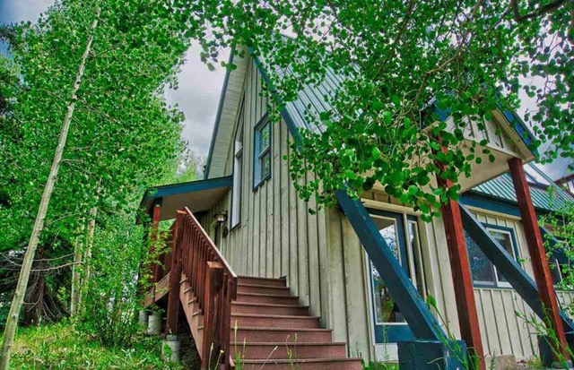 Crested Butte Home Sold 750 Gothic Road
