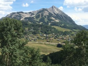 Ride the Rockies Crested Butte