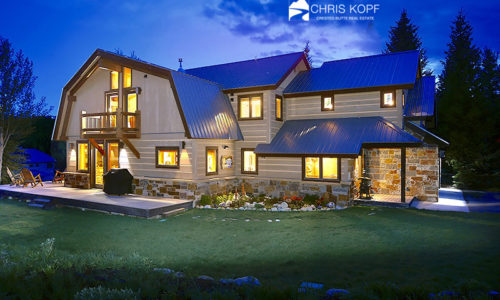 3D Virtual Tour 98 Slate Lane Crested Butte Home For Sale