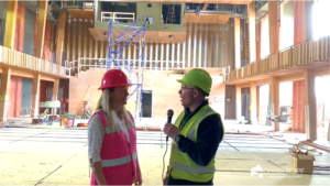 Center for the Arts Crested Butte New Building Video Tour