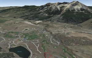 674 Country Club Drive Crested Butte Homesite For Sale