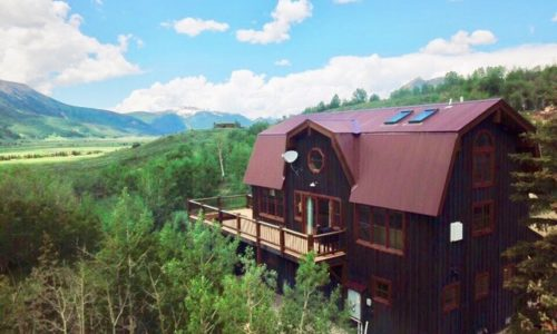 4565 Bryant Avenue Crested Butte Home SOLD