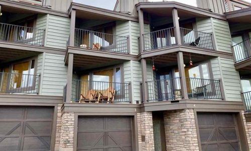 Eagles Nest #3 Condo Mt Crested Butte For Sale