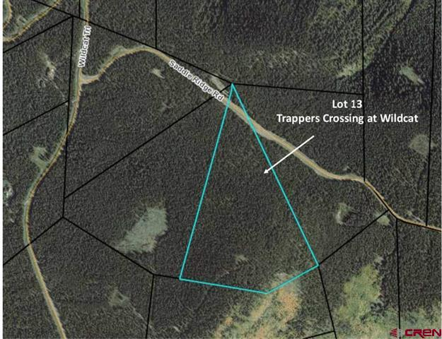 Trappers Crossing at Wildcat Lot 13 For Sale