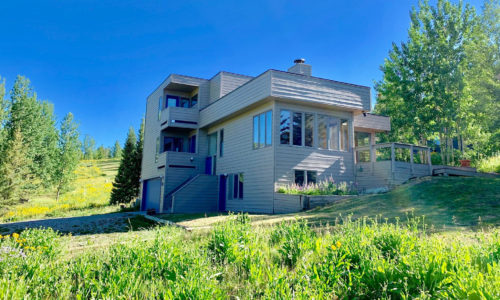 24 WHETSTONE ROAD CRESTED BUTTE HOME SOLD