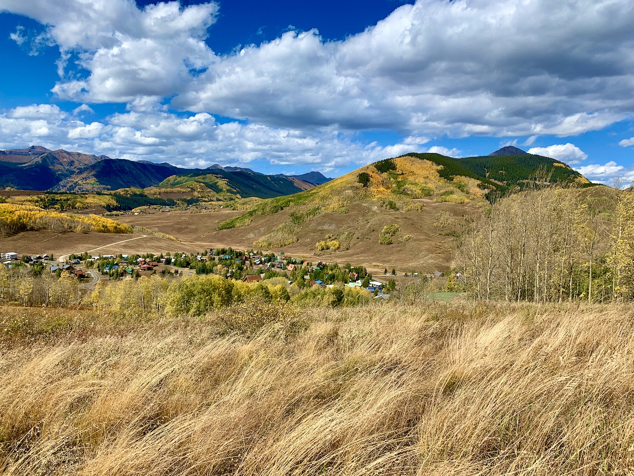 Mt Crested Butte Co