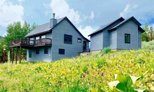JUST SOLD 33 Anthracite Mt Crested Butte