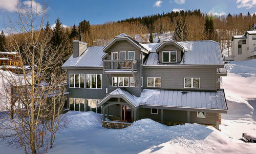 New Ski-in Ski-out 79 Anthracite Dr Mt Crested Butte Home For Sale